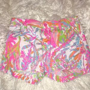 Lilly Pulitzer The Callahan Shorts
